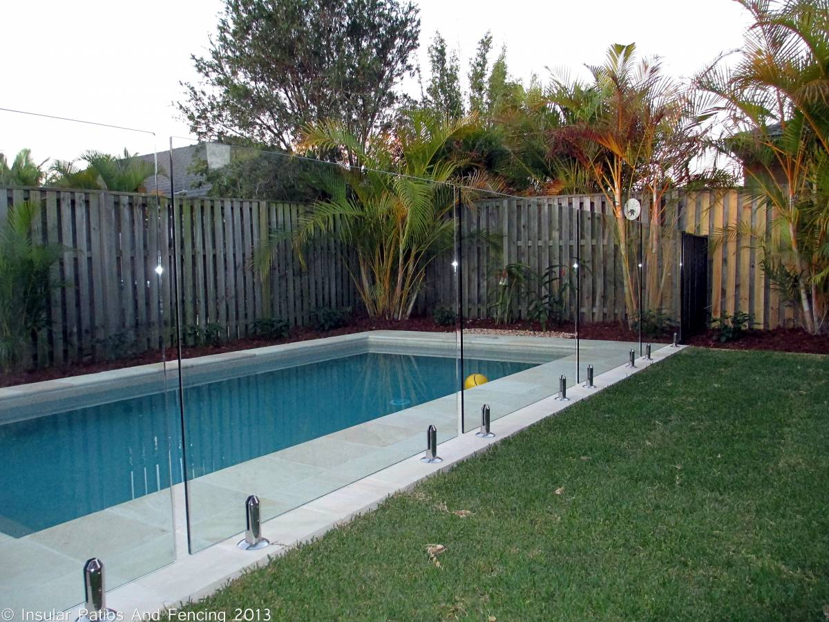 Frameless Glass Pool Fencing Oxenford Gold Coast